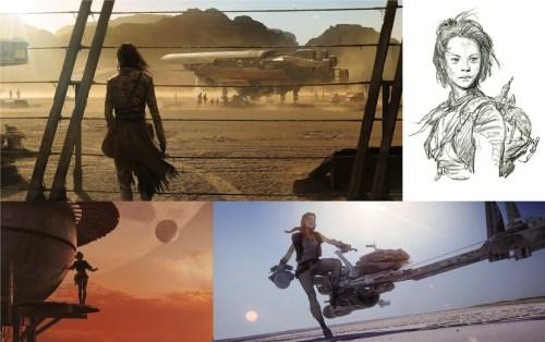 Концепт-арт Звездные войны пробуждение Силы-1