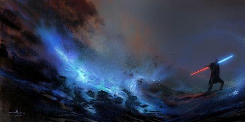 Концепт-арт Звездные войны пробуждение Силы-2