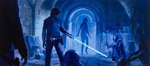 Концепт-арт Звездные войны пробуждение Силы-3