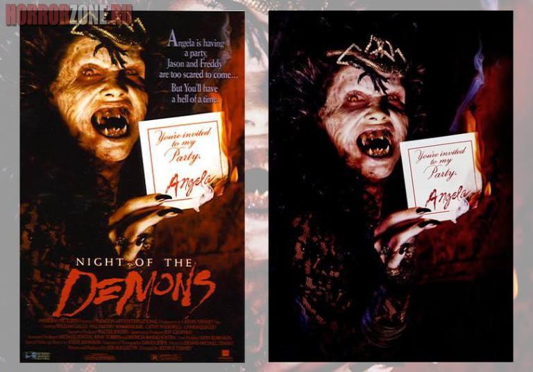 Ночь демонов, 1988