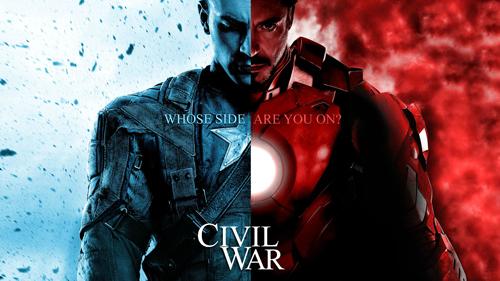 Капитан Америка Гражданская война_
