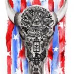 """ТВ: """"Американские боги"""" Нила Геймана и Брайана Фуллера — трейлер!"""